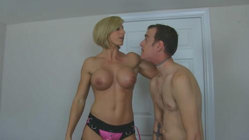 Slave Gets Raptures' Cock part 1