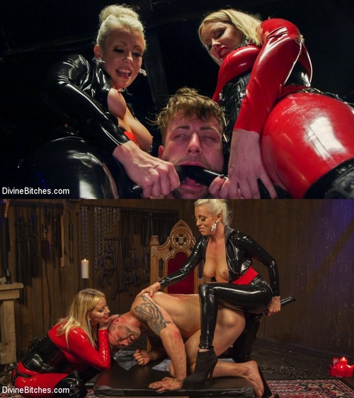 Maitresse Madeline Marlowe, Tanner Tatum, Lorelei Lee - Fanboy Pussy Worship Dream Come True [SD 540p] (DivineBitches)
