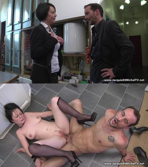 Marion - Marion se regale en anal ! [FullHD 1080p] (JacquieetMichelTV)