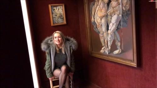 Lana-Giselle - CREAMPIE IM MUSEUM – mehr Public geht nicht! [FullHD 1080p] (MDH)