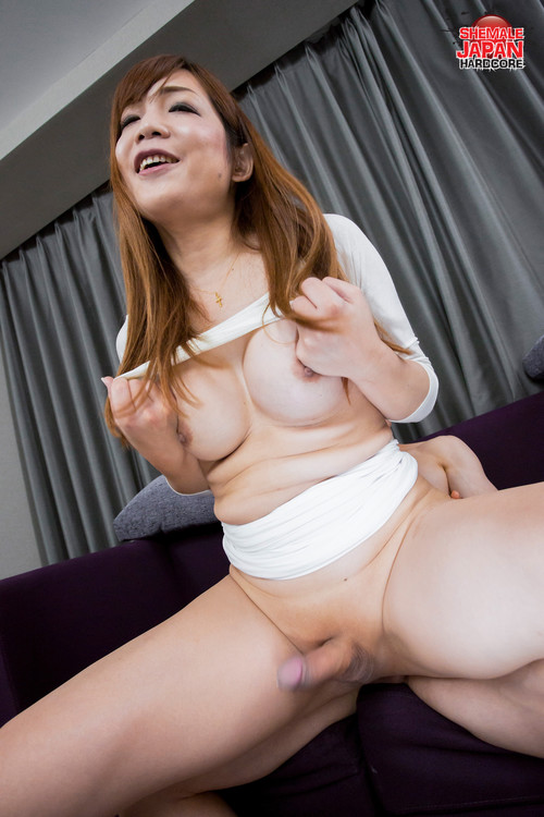 Miki - Back & Banging! [HD 720p] (ShemaleJapanHardcore)