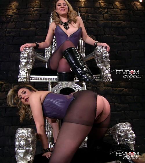 Kylie Kalvetti - Erotic Endurance [FullHD 1080p] (FemdomEmpire)