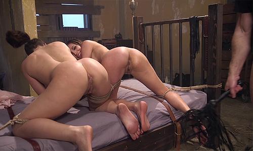Long sweet legs anal video