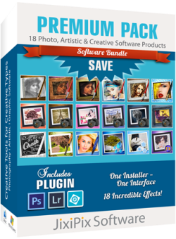 JixiPix Software Bundle Premium Pack 1.0.7