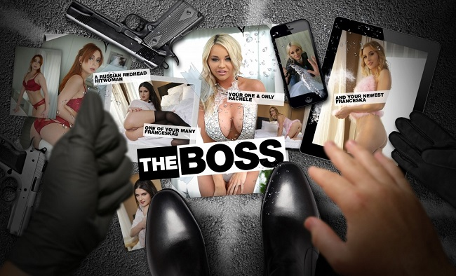 The Boss (lifeselector,SuslikX) [2016]