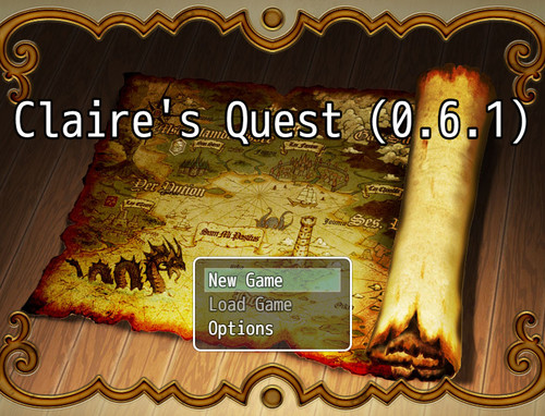 Claire's Quest - Version 0.10.1 [Dystopian Project] -XXX GAME