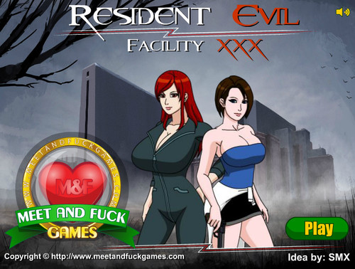 Resident Evil: Facility XXX [Meet And Fuck Games] (Full Version) 2017