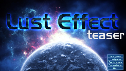 Lust Effect (Mass Effect universe) [teaser] [Kosmos Games] - 10, January 2016