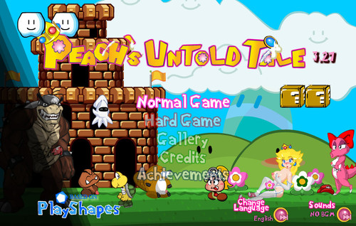 Mario is Missing - Peach's Untold Tale [v3.27] [Ivan Aedler]