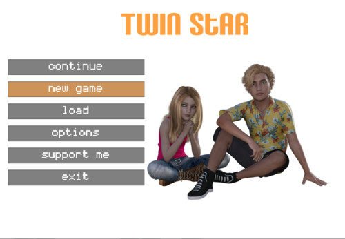 Twin Star - Version 0.6.2 (Twincest Game) [Panda Penguin] - 7, March 2017