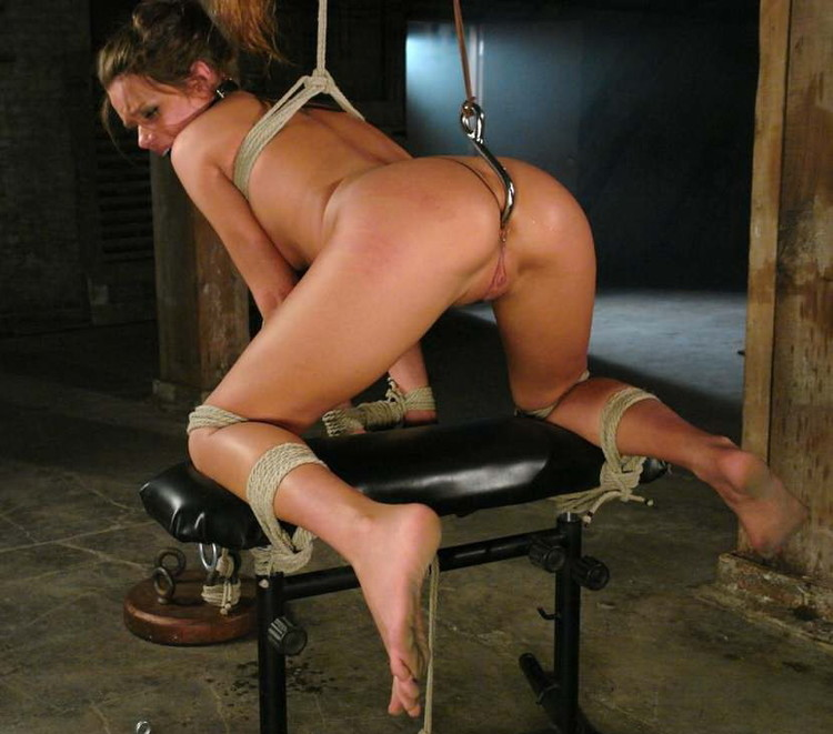 Female domination and bondage