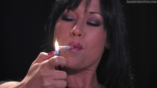 Smokin sexy gangbang with loads of pussy bangings