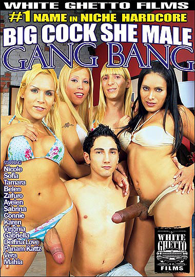 Big Cock She Male Gang Bang (2010)