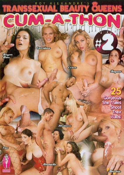 Transsexual Beauty Queens Cum-A-Thon 2 (2008)