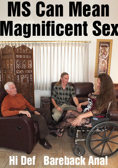MS Can Mean Magnificent Sex (2014)