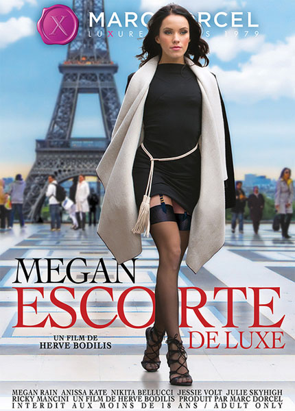 Megan Escorte De Luxe (2016)