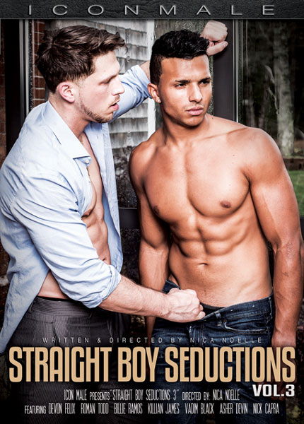 Straight Boy Seductions 3 (2016)