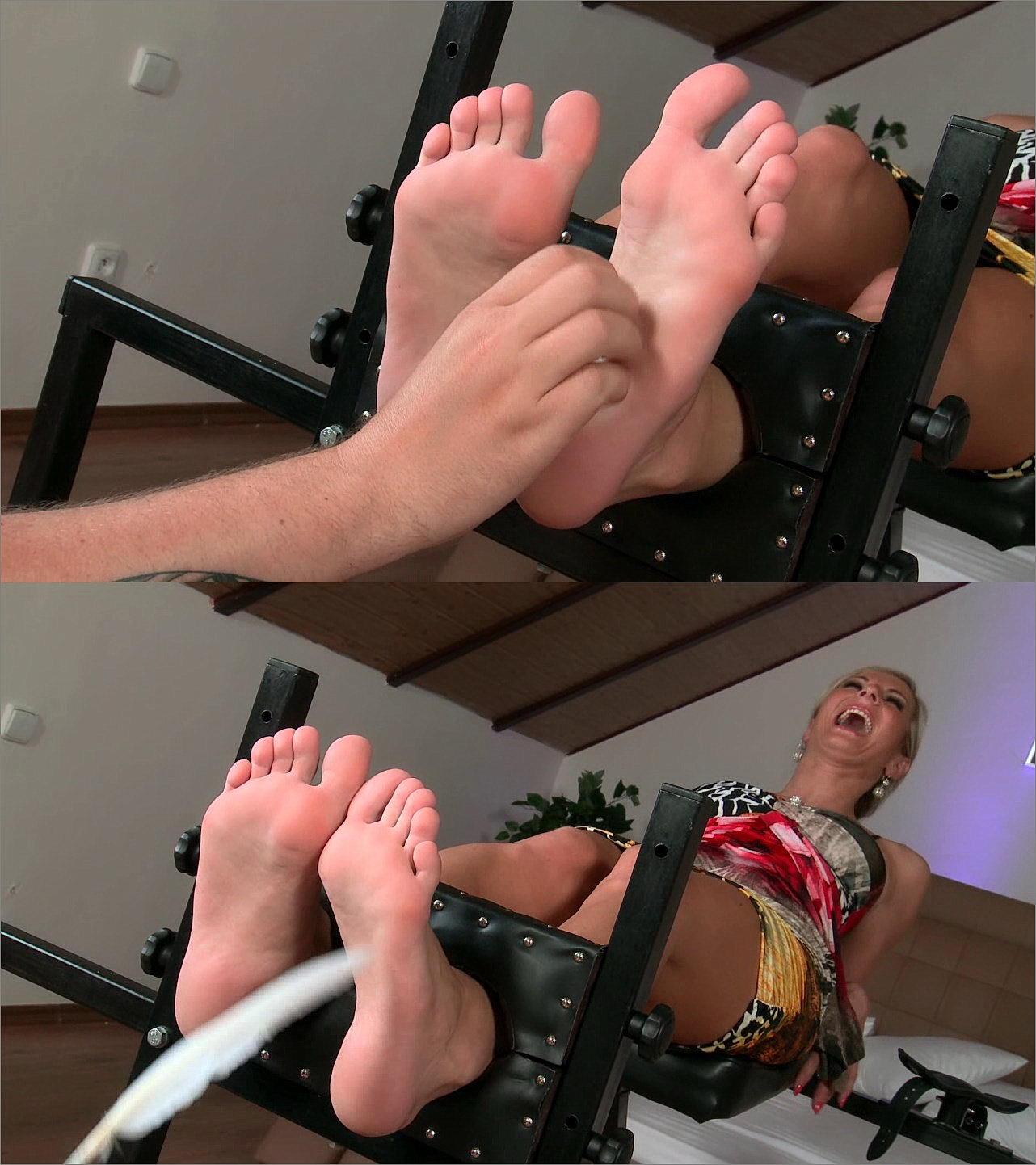 Tickle fetish