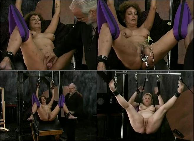 Download BDSM Mature Master Dominates Two Wild Cougars
