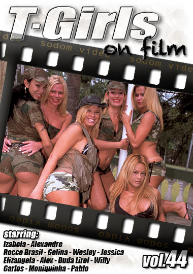 T-Girls On Film 44 (2010)