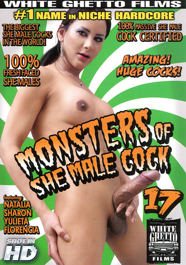 Monsters Of She Male Cock 17 (2010)