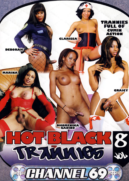 Hot Black Trannies 8 (2010)