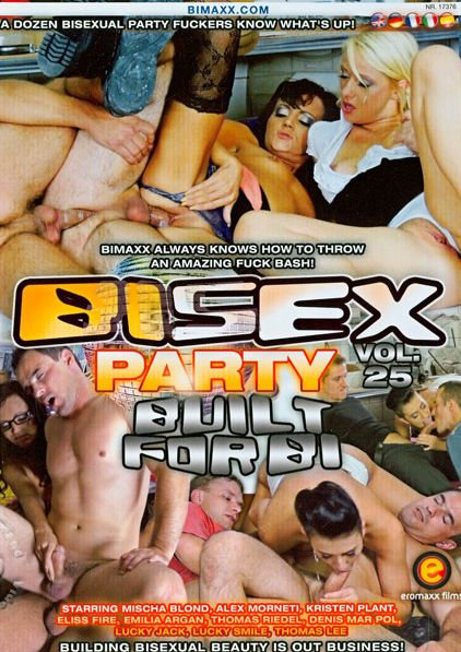 BiSex Party 25 - Built For Bi (2012)