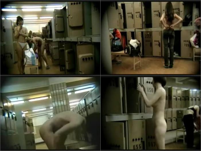 amateur girls locker room