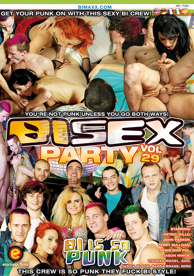 Bi Sex Party 29 - Bi Is So Punk (2013)