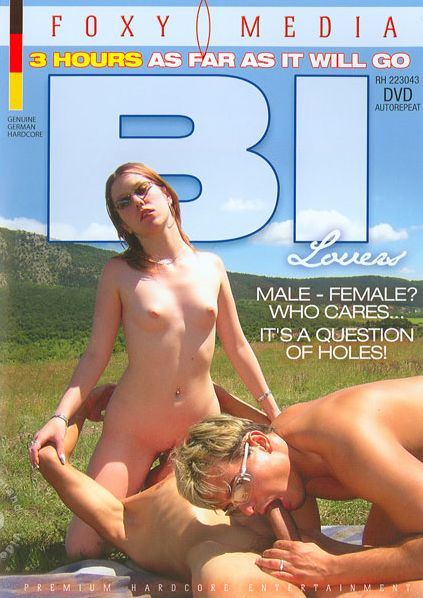 Bi Lovers - Male-Female? Who Cares...It's A Question Of Holes! (2012)