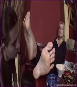 Name: FFS-008 - Mistress Celeste - Celeste's Sneakers And Socks Care |