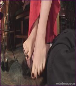 Name: FFS-024 - Goddess Amanda - Goddess In Red |