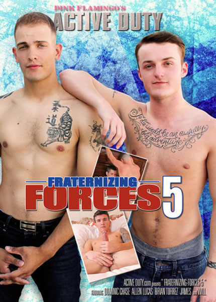 Fraternizing Forces 5 (2016)
