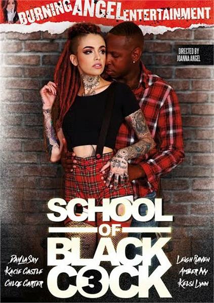School Of Black Cock 3 (2016)