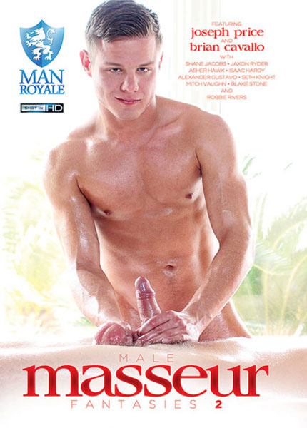 Male Masseur Fantasies 2 (2016)