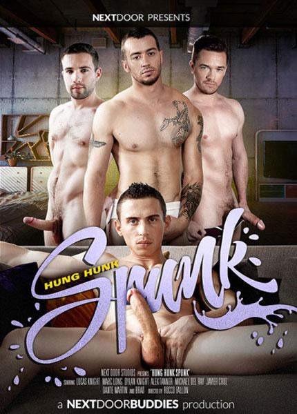Hung Hunk Spunk (2016)