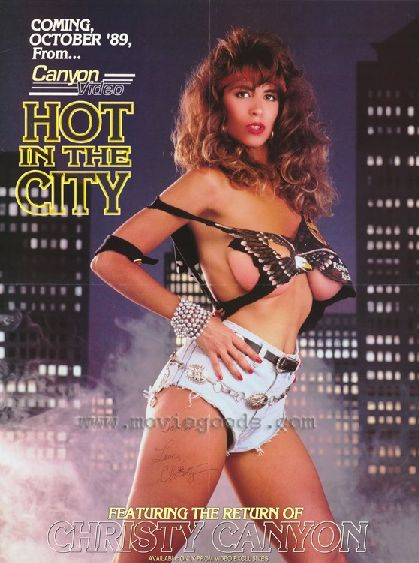 Hot in the City (1989)