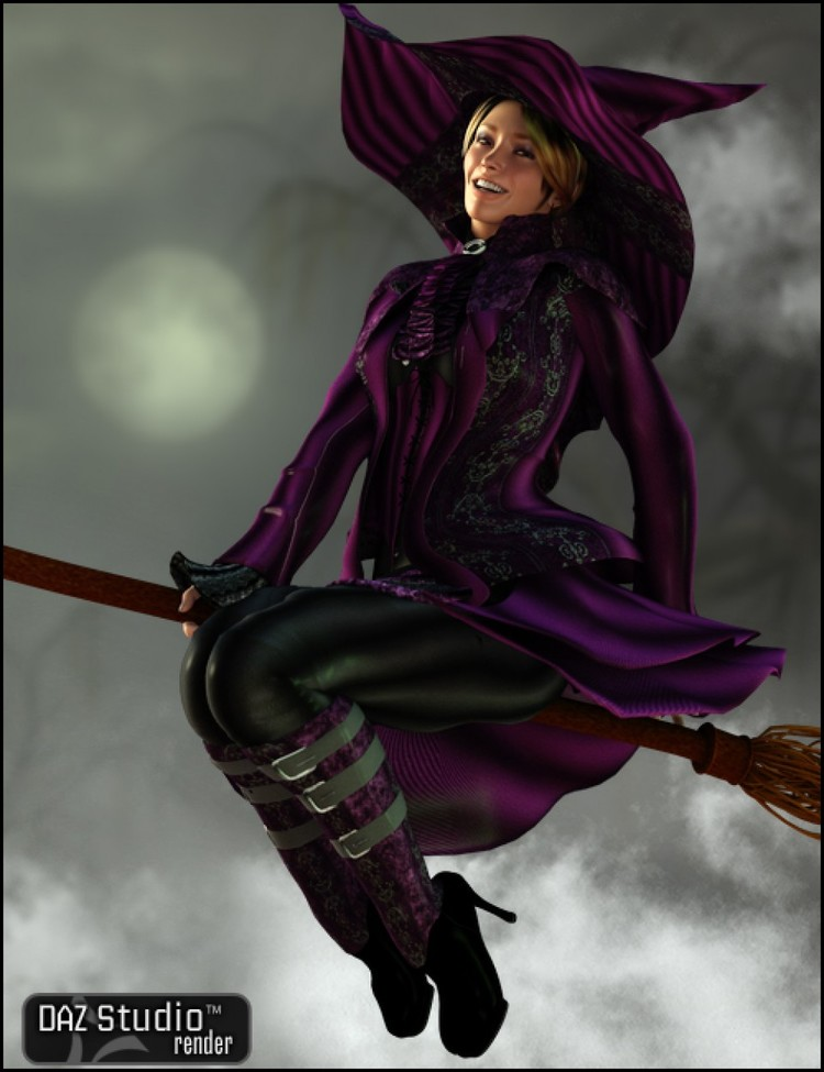 Witch Hunter for V4