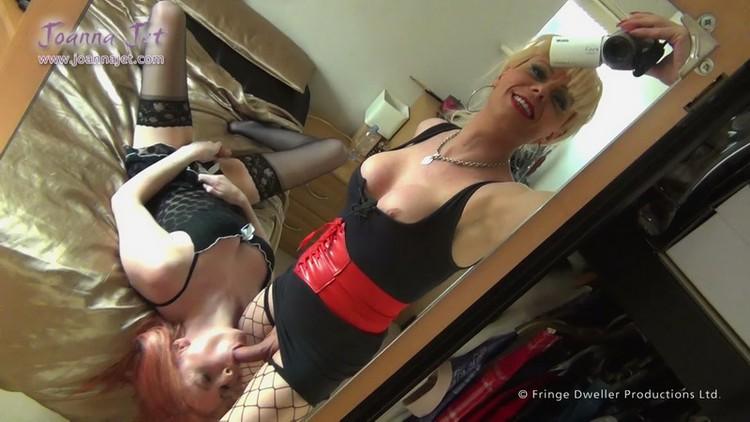 Lady, Joanna jett tranny clips ripe boobies-)