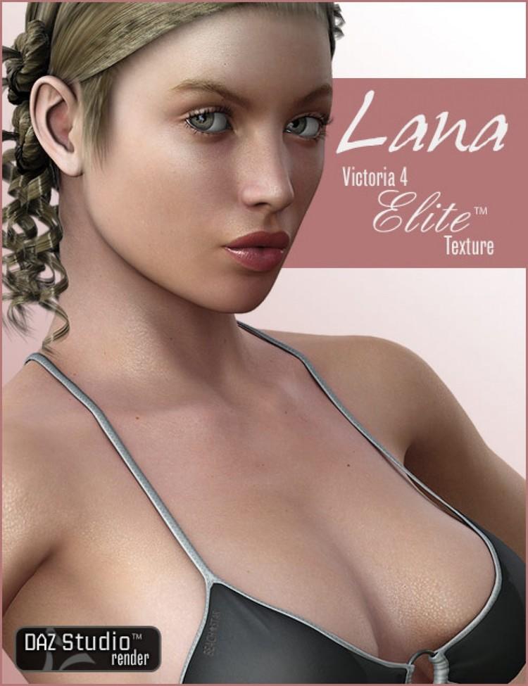 V4 Elite Texture: Lana