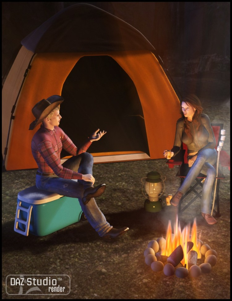Happy Camper Essentials