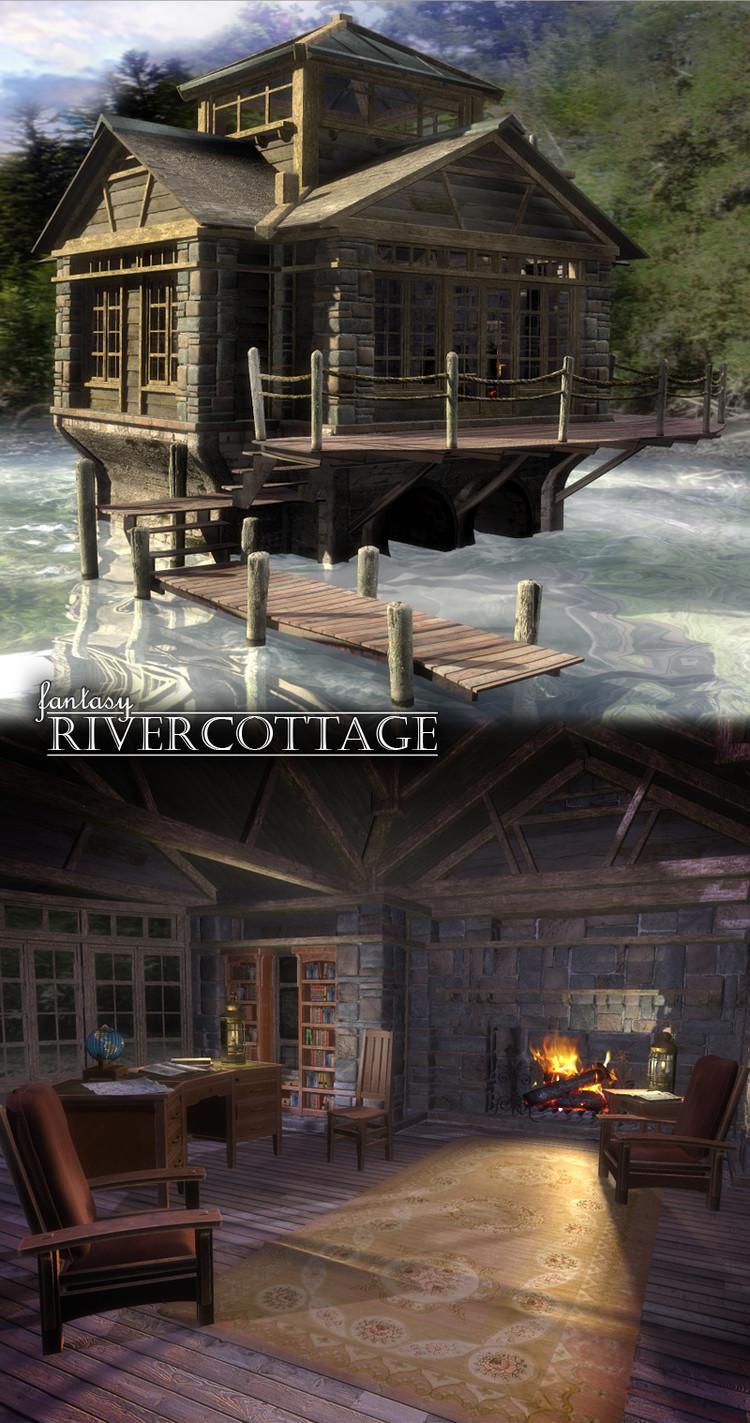 IN Fantasy RiverCottage