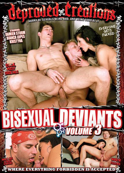 Bisexual Deviants 3 (2013)