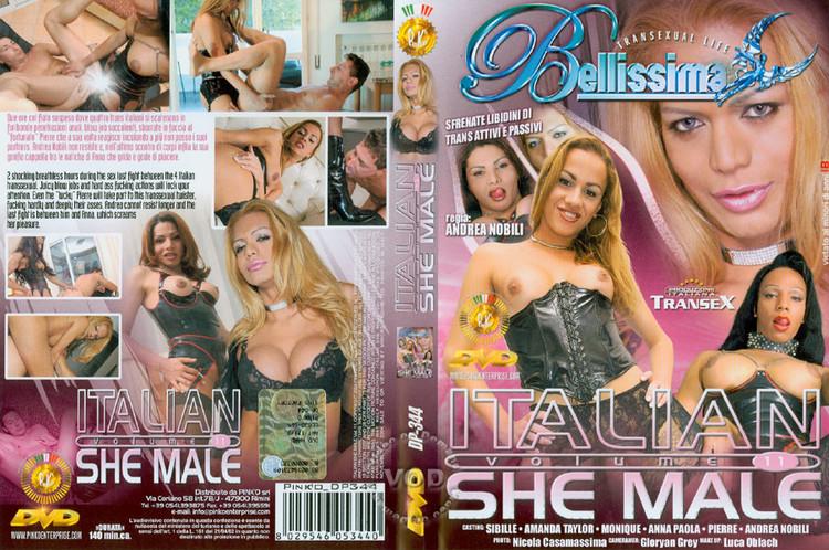 Italian Shemale 11 (2004)
