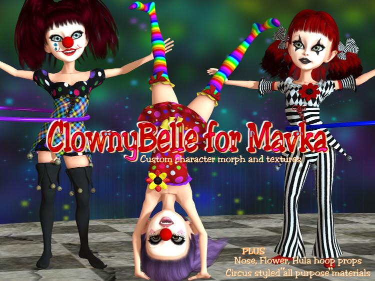 ClownyBelle for Mavka