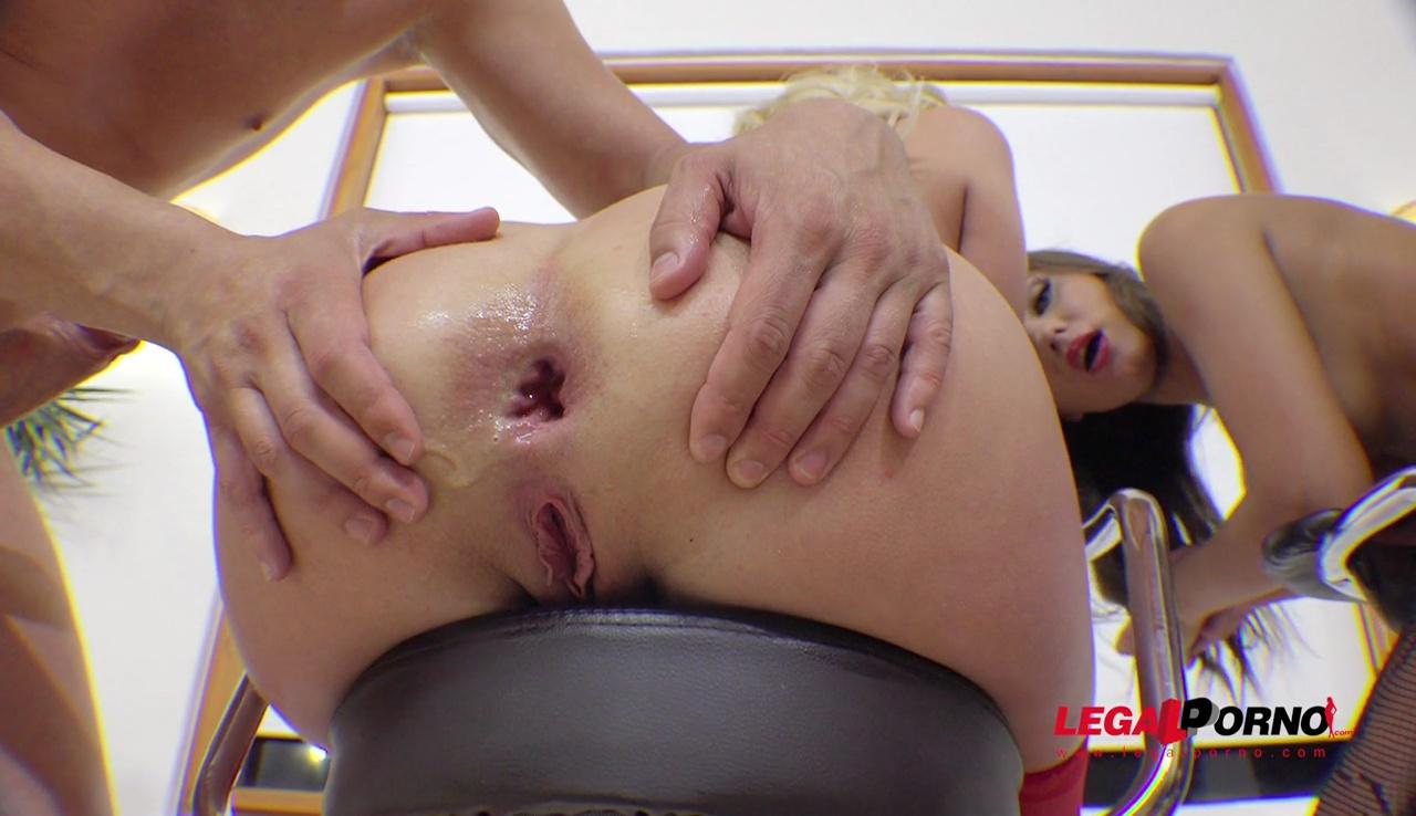 LegalPorno - Sineplex - Katie Montana & Maria Devine anal & DP foursome RS177