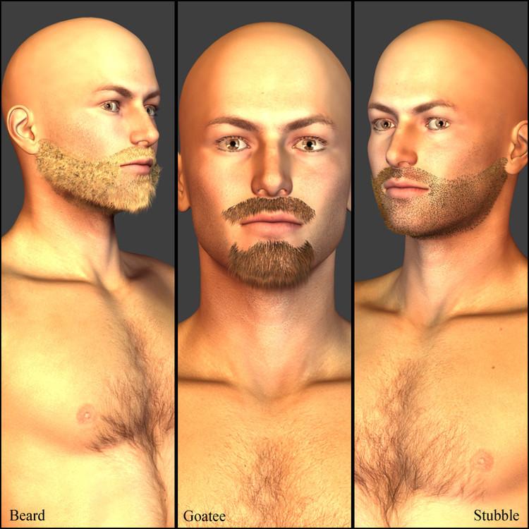 Beard for Michael4