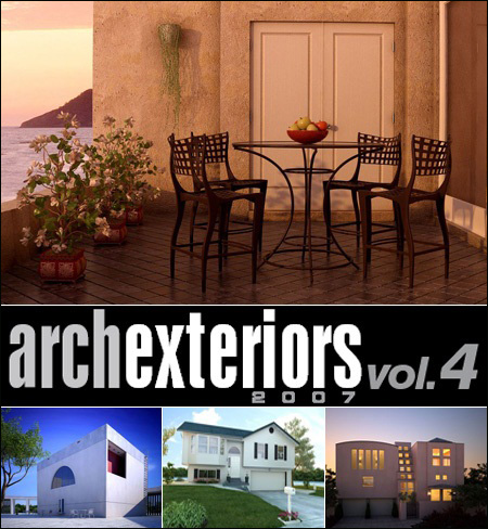 Evermotion Archexteriors vol 4