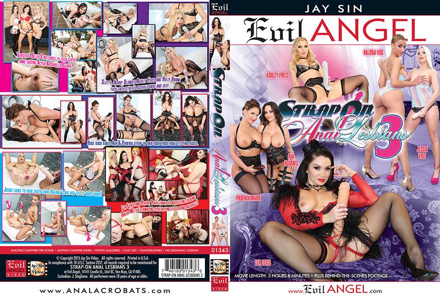 Strap On Anal Lesbians 3 (2015)