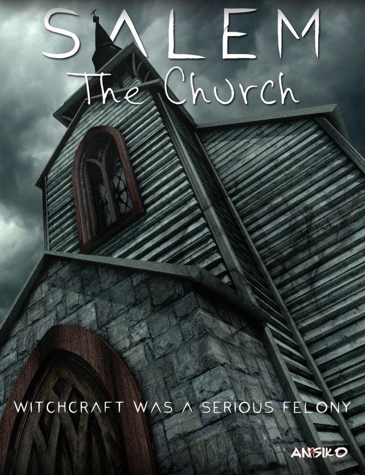 Salem Church and Cemetery